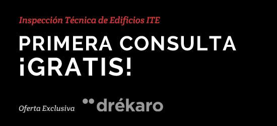 Oferta Drékaro Certificado ITE ¡Consúltanos!