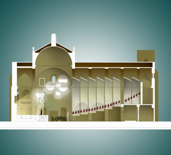 Iglesia Sonido Perfecto en Lugares de Culto Drékaro