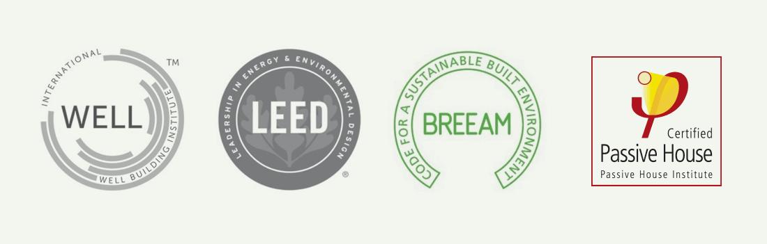Certificados Energéticos de Calificación Internacional Drékaro
