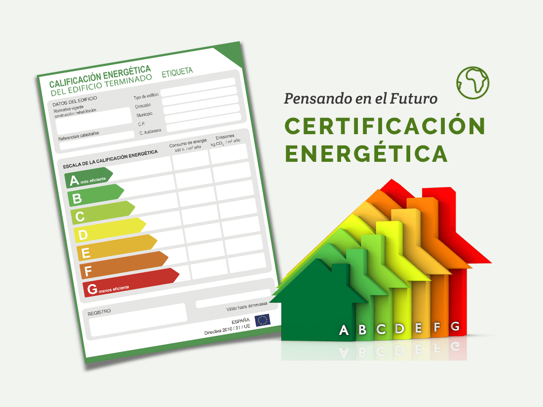 Certificado Energético Drékaro