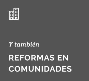 También Reformas en Comunidades | Campaña Porteros Drékaro