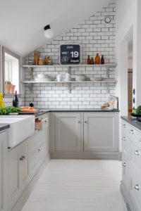 Reformar tu cocina | Paredes Subway Tiles Horizontales | Tendencias 2018 Drékaro