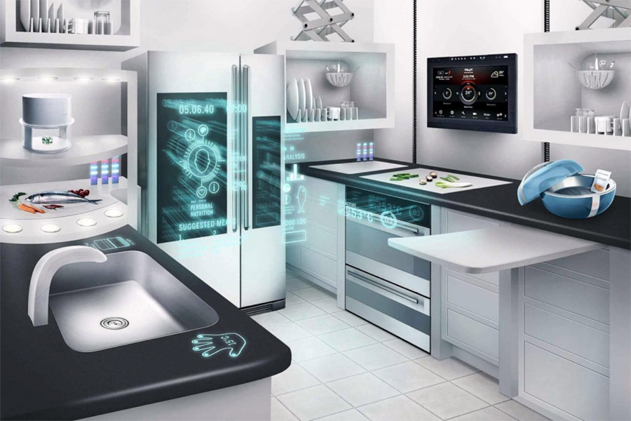Reformar tu cocina | Domótica Smartkitchen Tu Cocina Conectada | Tendencias 2018 Drékaro