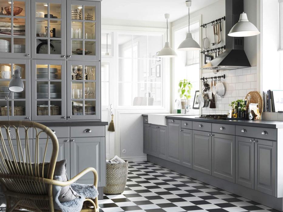 Reformar tu cocina | Suelos Geométricos Estilo Clásico | Tendencias 2018 Drékaro