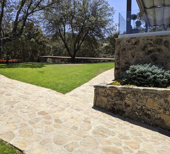 Renovación Villa Rústica | Reforma de Finca Rústica | Refugio en Plena Naturaleza | Proyecto Actuaciones en Exteriores | Drékaro