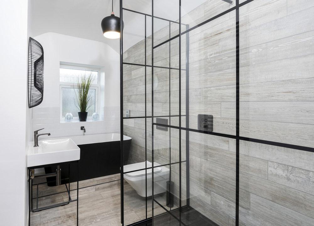 Urban Bath | Industrial Chic | Especial Baños Pequeños | Tendencias Reformas 2019 | Drékaro
