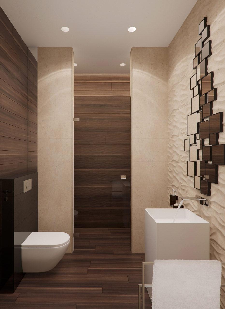 Urban Bath | Azulejos con Textura Mate | Especial Baños Pequeños | Tendencias Reformas 2019 | Drékaro