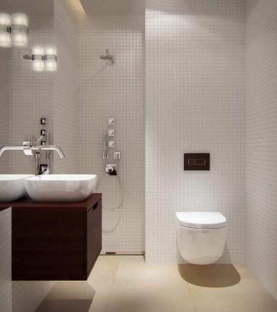 Urban Bath | Sanitarios suspendidos | Especial Baños Pequeños | Tendencias Reformas 2019 | Drékaro