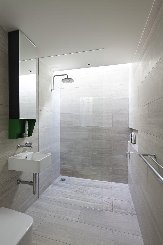 Urban Bath | Panel Tragaluz Simulado Retroiluminado | Especial Baños Pequeños | Tendencias Reformas 2019 | Drékaro