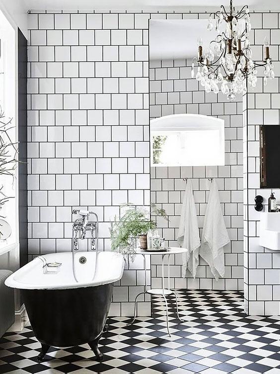 Classic Family Bath | Bañera Luxe Black | Especial Baños Familiares | Tendencias Reformas 2019 | Drékaro