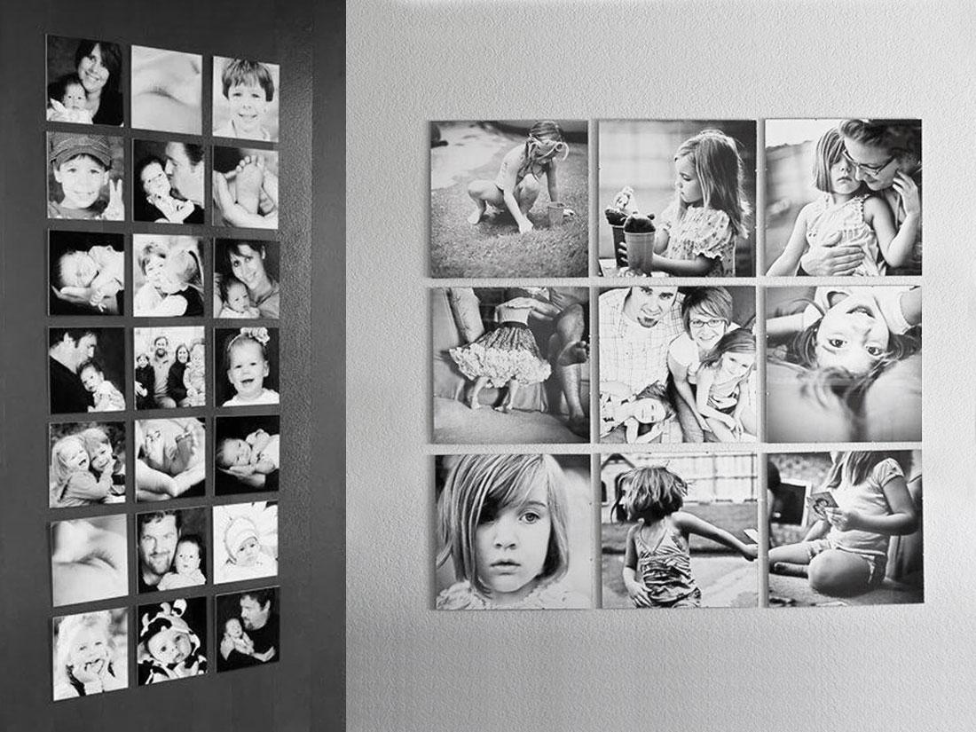 Classic Family Bath | Decoración con Maxi Fotos Familiares | Especial Baños Familiares | Tendencias Reformas 2019 | Drékaro