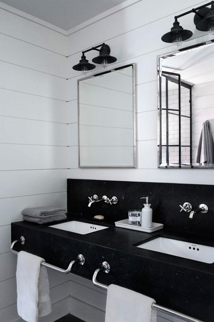 Classic Family Bath | Encimera Volada con Doble Lavabo | Especial Baños Familiares | Tendencias Reformas 2019 | Drékaro