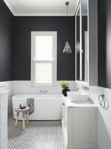 Classic Family Bath | Bañera Contemporary White | Especial Baños Familiares | Tendencias Reformas 2019 | Drékaro