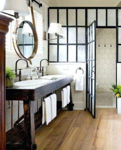 Classic Family Bath | Madera Natural | Especial Baños Familiares | Tendencias Reformas 2019 | Drékaro