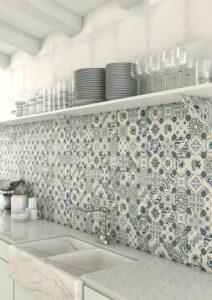 Reformar tu cocina   Paredes Azulejo Neumático Clásico   Tendencias 2018 Drékaro