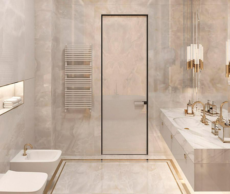 Luxury Spa | Mid Century Gold | Especial Baños de Lujo | Tendencias Reformas 2019 | Drékaro