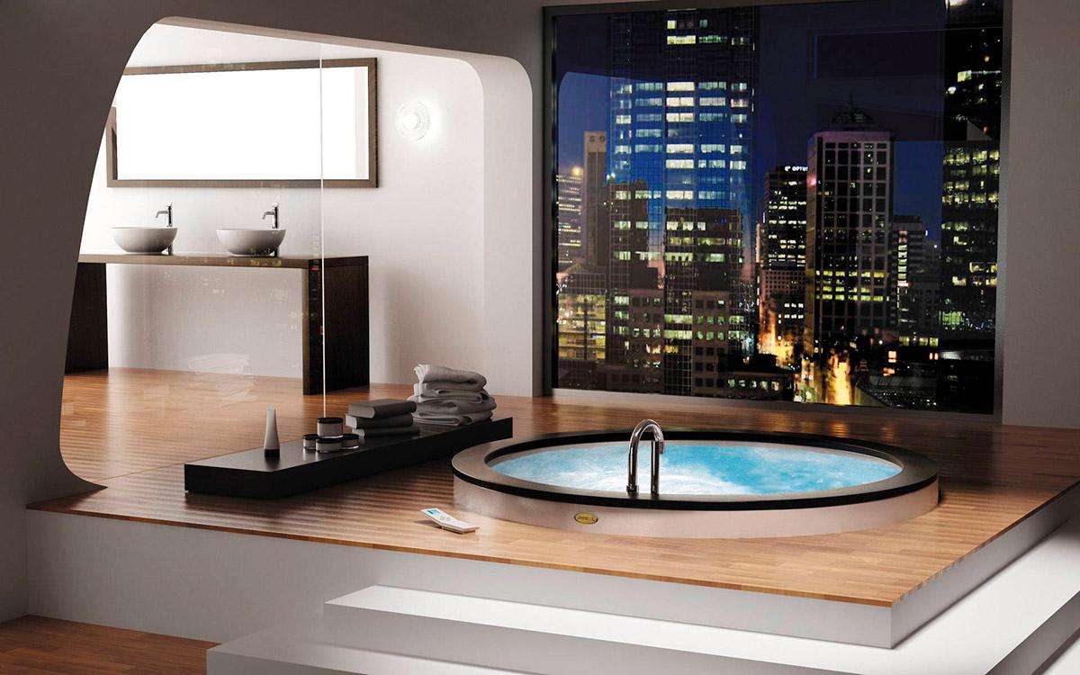 Luxury Spa | Bañeras Urban con Hidromasaje | Especial Baños de Lujo | Tendencias Reformas 2019 | Drékaro