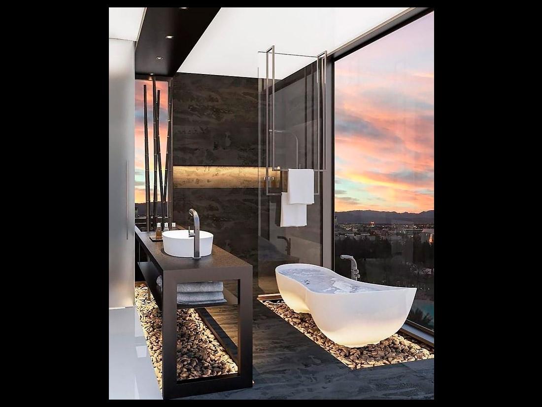 Luxury Spa | Baños Abiertos al Exterior | Especial Baños de Lujo | Tendencias Reformas 2019 | Drékaro