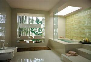 Luxury Spa | Jardín Vertical en Hornacina Retroilumnada | Especial Baños de Lujo | Tendencias Reformas 2019 | Drékaro