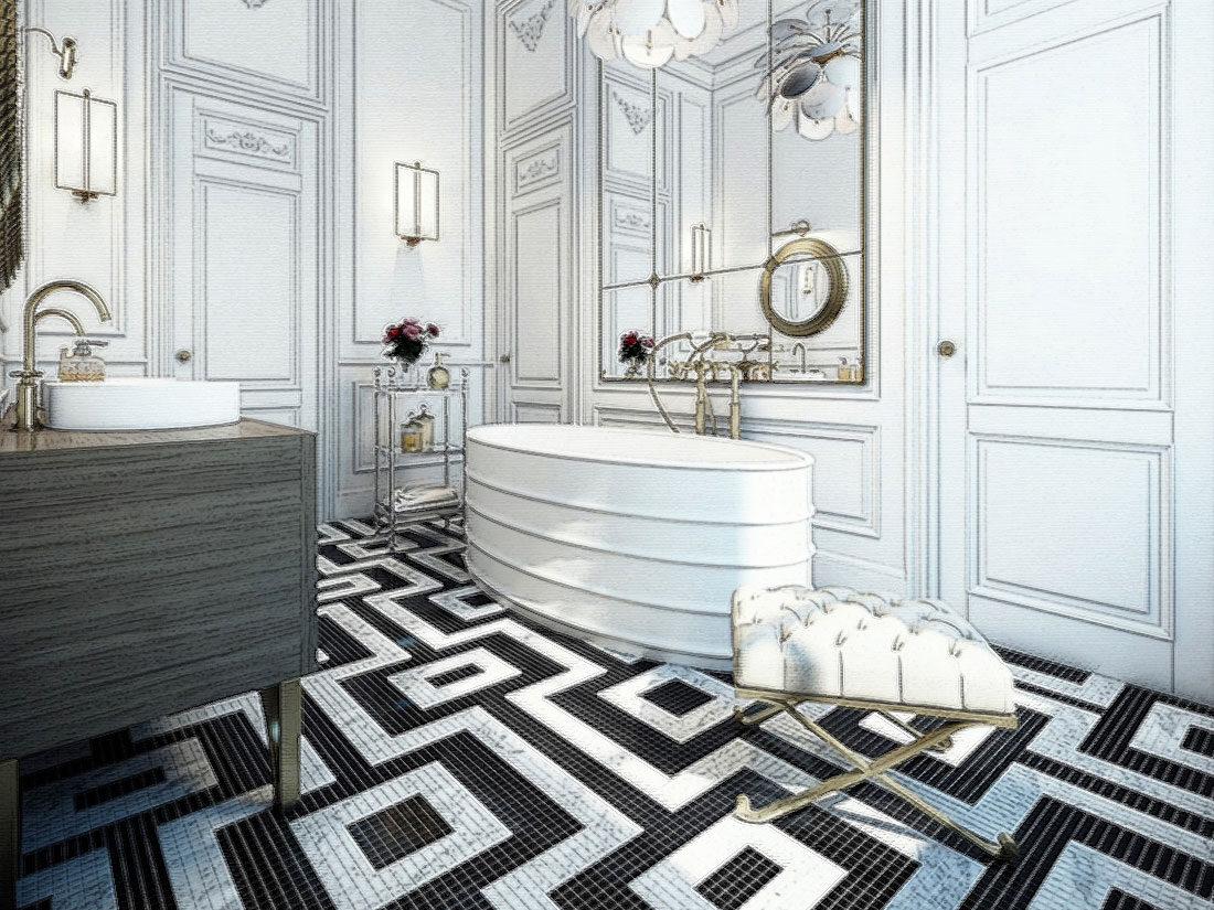Luxury Spa | Especial Baños de Lujo | Tendencias Reformas 2019 | Drékaro