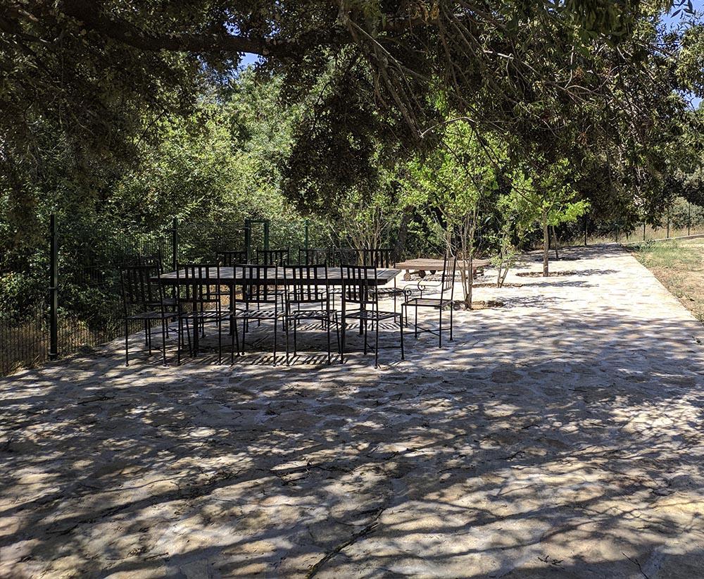 Reforma de Finca Rústica | Refugio en Plena Naturaleza | Proyecto Actuaciones Exteriores | Cenador | Drékaro