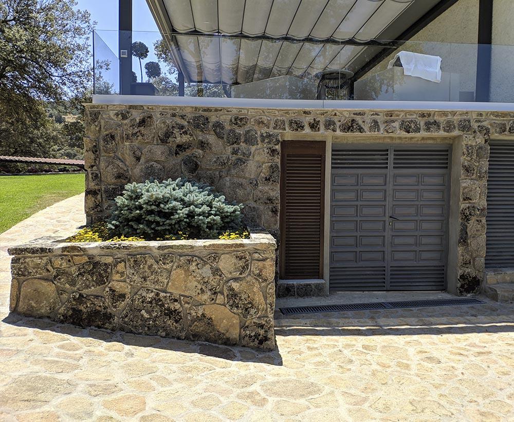 Reforma de Finca Rústica | Refugio en Plena Naturaleza | Proyecto Actuaciones Exteriores | Muros de Mampostería | Drékaro