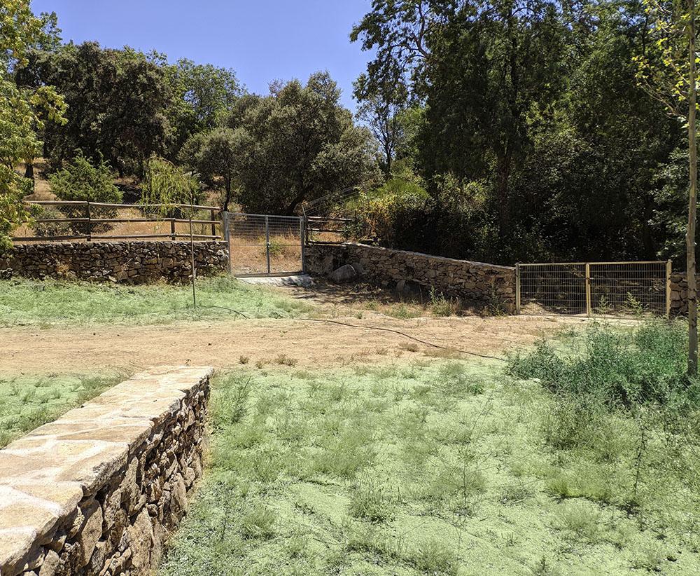 Reforma de Finca Rústica | Refugio en Plena Naturaleza | Puertas y Cancelas | Drékaro