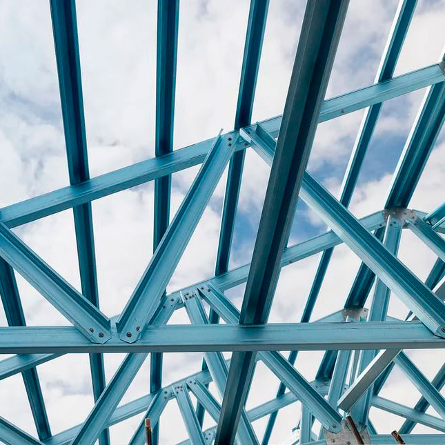Panel Sándwich Teja | Cubiertas y Tejados | Estructura Ligera | Drékaro